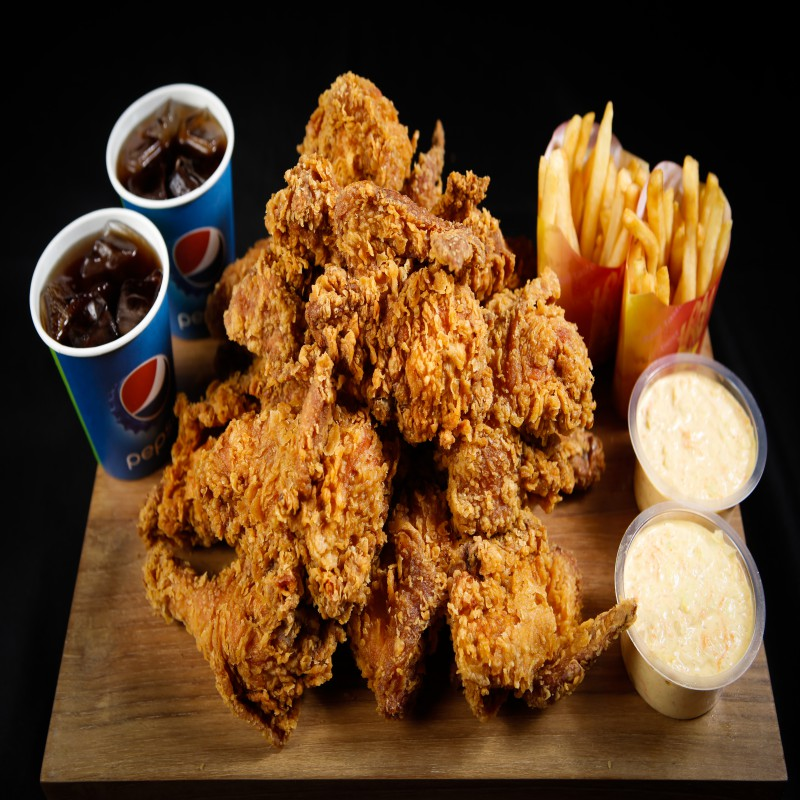 Fried Chicken 8 Pcs