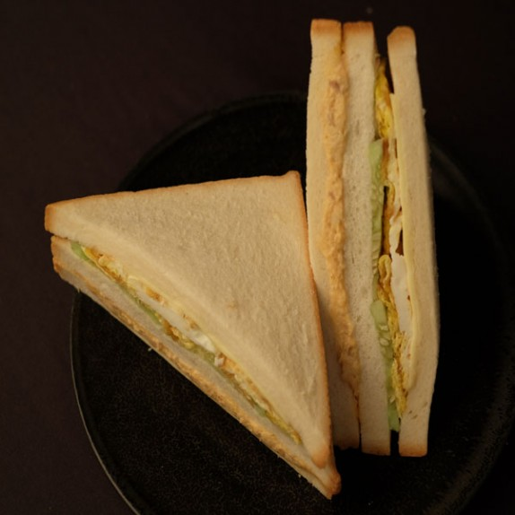 Chicken Cold Sandwich