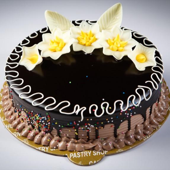 Classic Chocolate Cake(1kg)