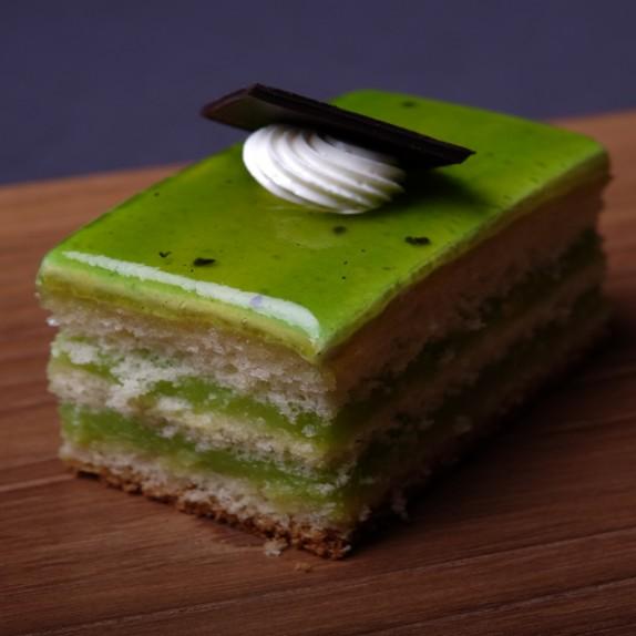Diplomatic Kiwi Pastry