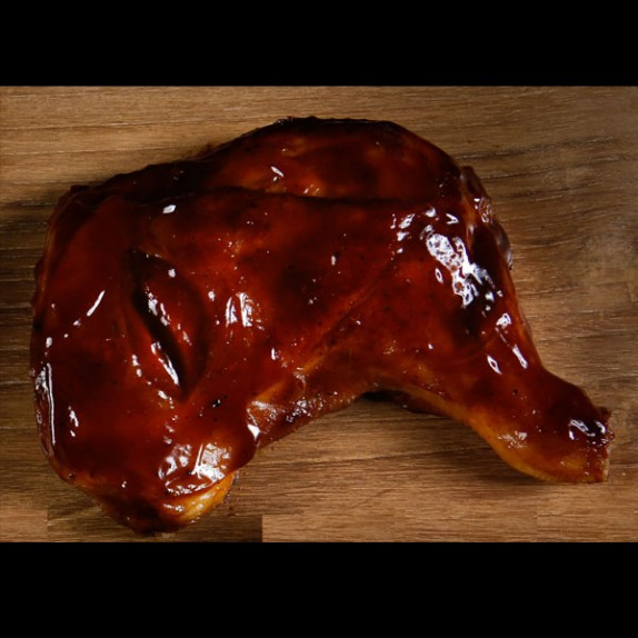 BBQ Chicken 1/4 Protion