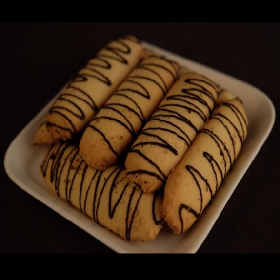 Butter Short Cookies
