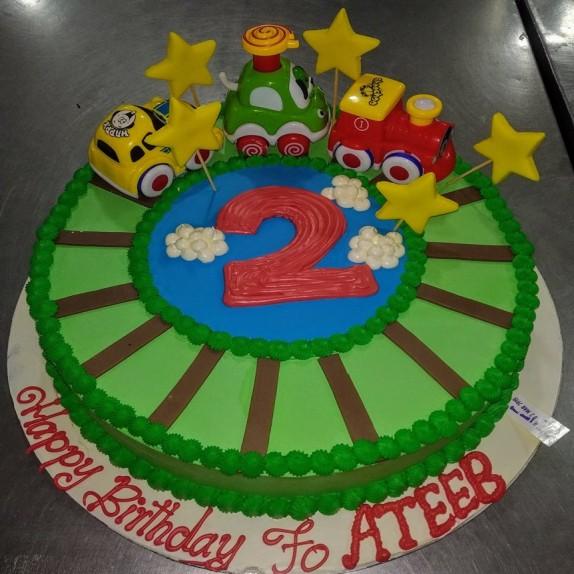 Customize Cake-012