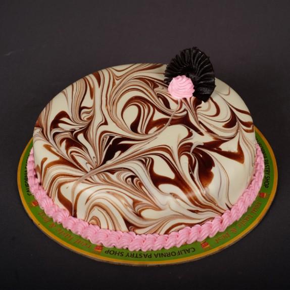 Swiss Cho. Cake(1kg)