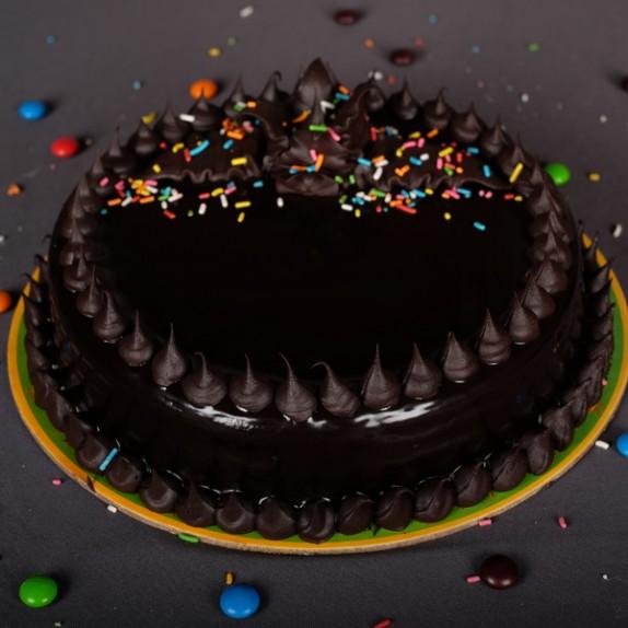 Chocolate Fudge Delight Cake (1kg)