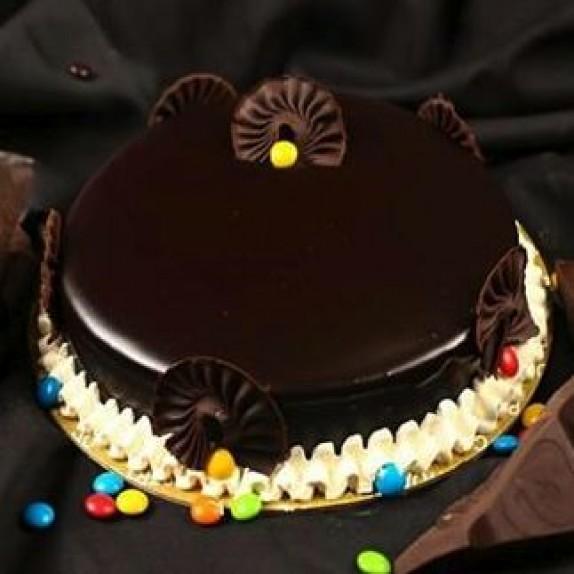 Malted Chocolate Cake(1kg)